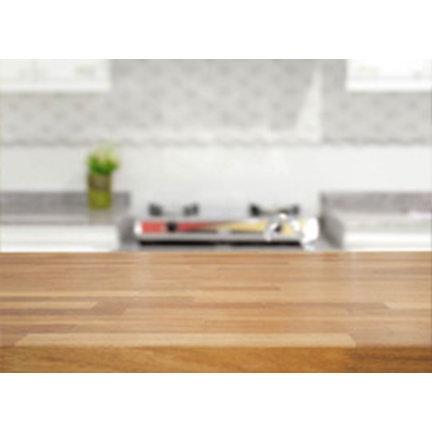 Werkbladen van massief hout een sierraad voor uw keuken.