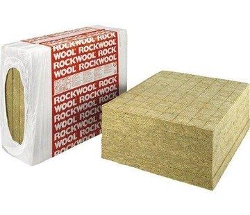 Rockwool® spouwplaat 433 DUO 120 mm (4 per pak)