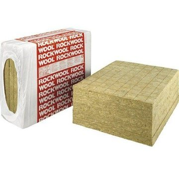 Rockwool® spouwplaat 433 DUO 120 mm (4 per pak)