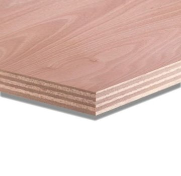 Okoume 22 mm garantieplaat 250 x 122cm