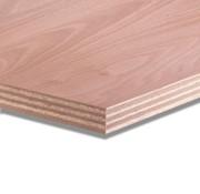 Okoume 25 mm garantieplaat 250 x 122cm