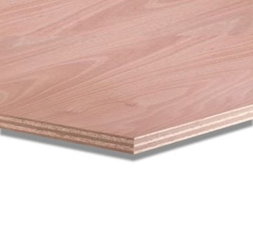 Okoume 12 mm garantieplaat 310 x 153cm