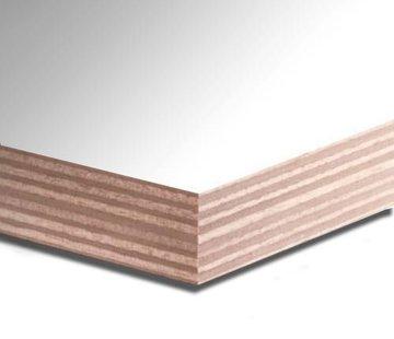 Okoume 40 mm gegrond 310 x 153cm