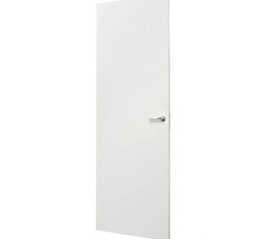 Berkvens® Berklon opdekdeur 2115 mm rein wit rechtsdraaiend