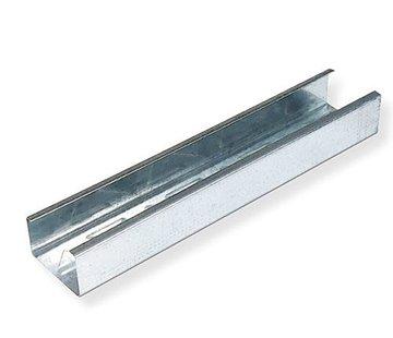 Metal stud profiel C75 2600 x 75 mm