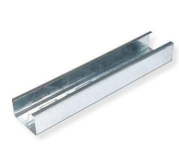 Metal stud profiel C45 3000 x 45 mm