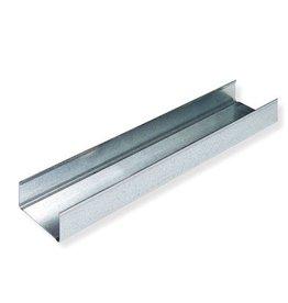 Metal stud profiel U45 4000 x 45 mm