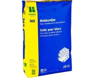 Weber Beamix blokkenlijm 365 (25kg)