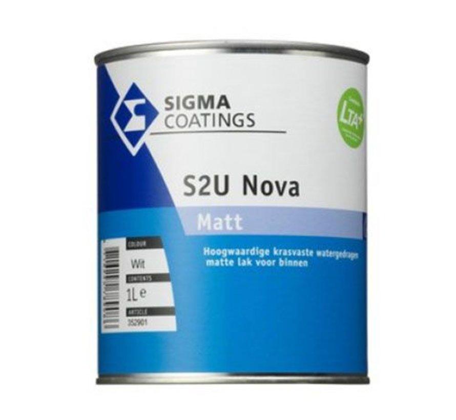 Sigma S2U Nova Matglans - watergedragen