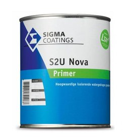 Sigma Sigma S2U Nova Grondverf - watergedragen