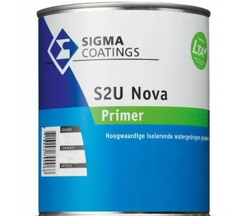 Sigma S2U Nova Grondverf - watergedragen