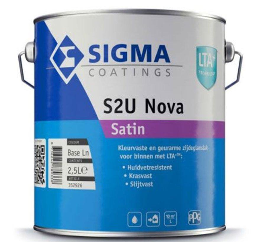 Sigma S2U Nova Zijdeglans - watergedragen
