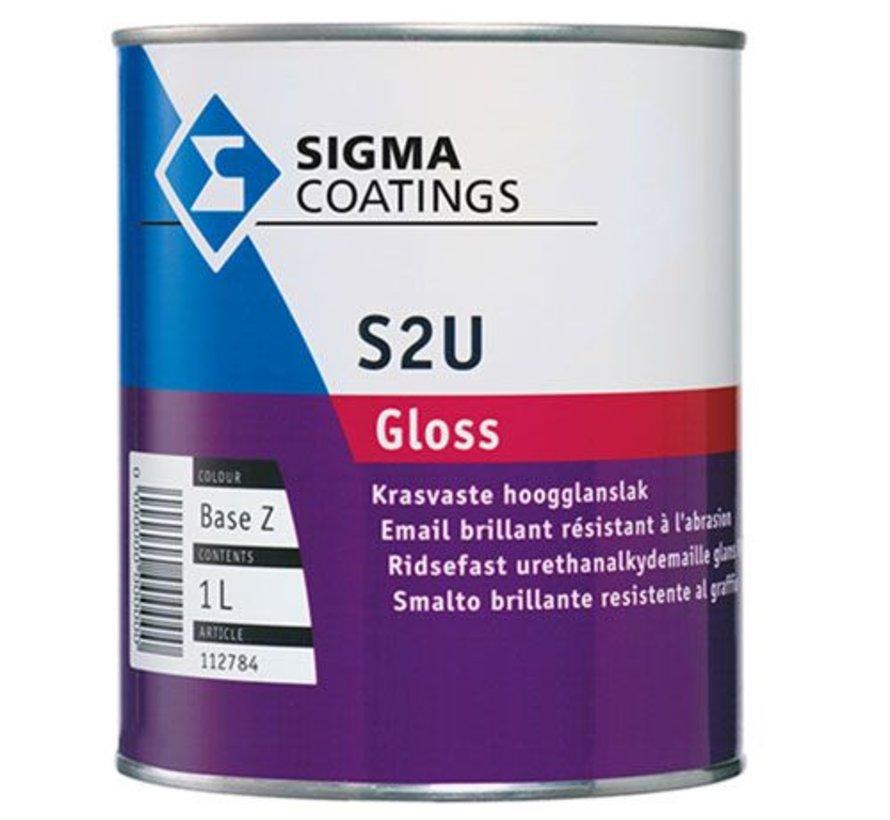 Sigma S2U Hoogglans - oploshoudend