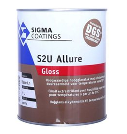 Sigma Sigma S2U Allure Hoogglans - oploshoudend