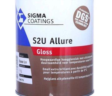 Sigma S2U Allure Hoogglans - oploshoudend