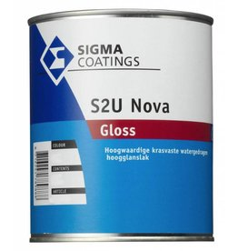 Sigma S2U Nova Hoogglans - watergedragen