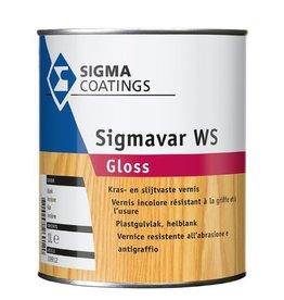 Sigma Sigma Sigmavar WS Hoogglans - watergedragen