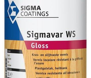 Sigma Sigmavar WS Hoogglans - watergedragen