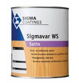 Sigma Sigma Sigmavar WS Zijdeglans - watergedragen
