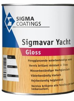 Sigma Sigmavar Yacht Hoogglans - oploshoudend