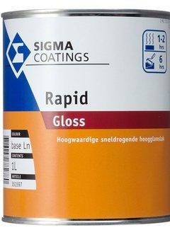 Sigma Rapid Hoogglans - oploshoudend