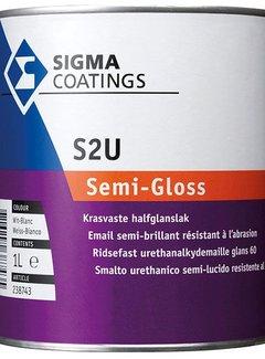 Sigma S2U Halfglans - oploshoudend