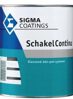 Sigma Schakel Continu Halfglans - oploshoudend