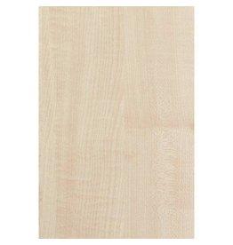 Massief houten werkblad Ahorn (gevingerlast)