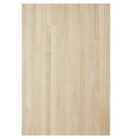 Massief houten werkblad Essen (gevingerlast)