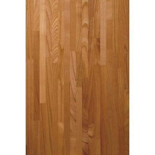 Massief houten werkblad Kersen (gevingerlast)