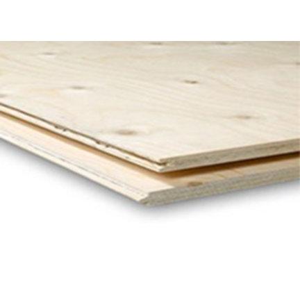 Underlayment platen voor constructieve en dragende toepassingen