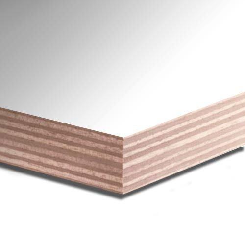 Multiplex deurplaat 40 mm wit-gegrond (overige maten)