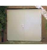 Okoume multiplex deurplaat 40 mm wit-gegrond (overige maten)