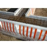 Isobouw Isobouw® Powerkist funderingsbekisting 350 x 400 x 1200mm