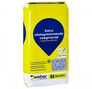 Weber Beamix voegmortel 332 UR+ (25kg)