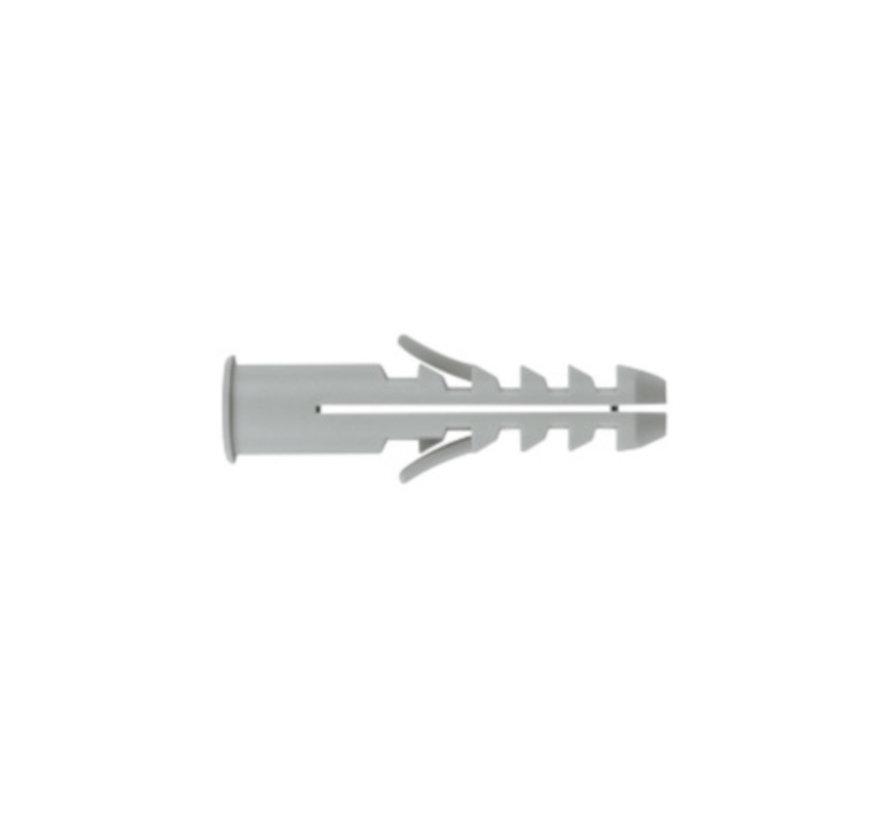 Plug 8 mm universeel (100 stuks)