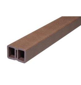 UPM UPM montagebalk herfstbruin 40 x 60 mm 4000 mm
