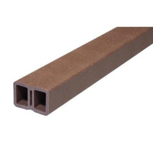 UPM montagebalk herfstbruin 40 x 60 mm 4000 mm