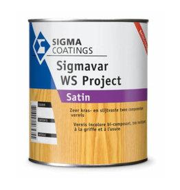 Sigma Sigma Sigmavar WS Project Zijdeglans - watergedragen (2 componenten)