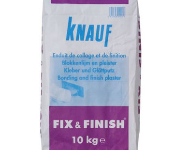Knauf® Fix & Finish (25kg)