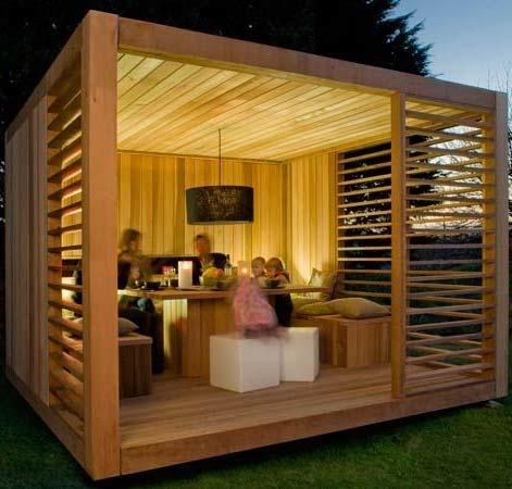 houtenoverkapping kubus