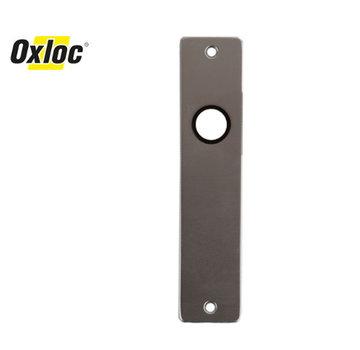 Oxloc® kortschild blind met krukgat F1 (incl. patentbout)