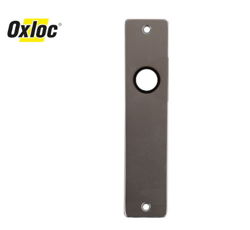 Oxloc® kortschild blind met krukgat F1