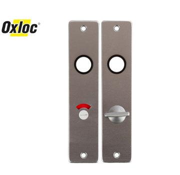 Oxloc® kortschild vrij / bezet WC F1 (incl. patentbout)