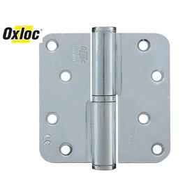 Oxloc Oxloc® kogelstiftpaumelle 89 x 89 mm rond topcoat DIN rechts