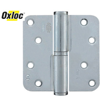 Oxloc® kogelstiftpaumelle 89 x 89 mm rond topcoat DIN