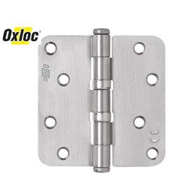 Oxloc Oxloc® kogellagerscharnier 89 x 89 mm rond RVS