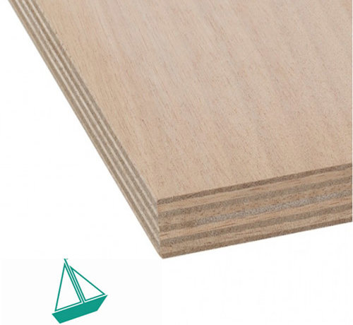 Bruynzeel® hechthout 10 mm 250 x 122cm