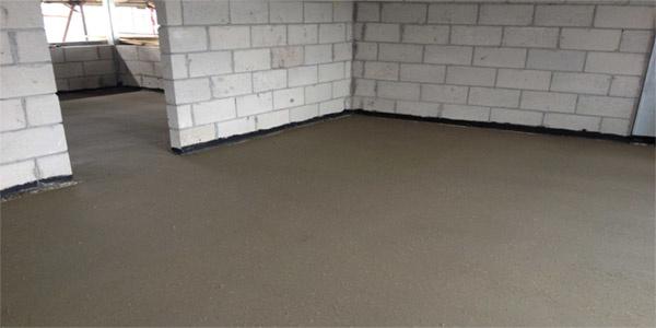 cementdekvloer aanbrengen