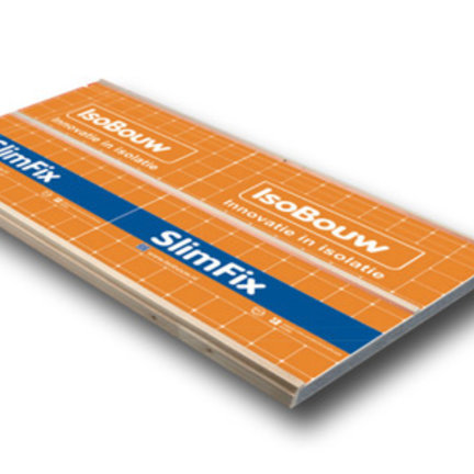 Dakplaten Isobouw® voor het schuine dak en vrijstaande woningen